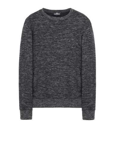60107 LACUNA SWEATSHIRT WITH CHAMBER POCKET (MELANGE SWEATSHIRT)