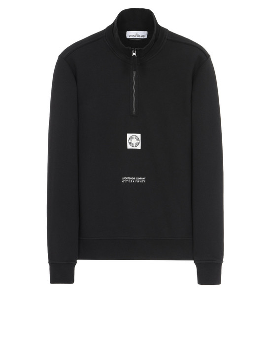 STONE ISLAND Felpa 65486 GRAPHIC SEVEN_MIXED TECHNIQUES