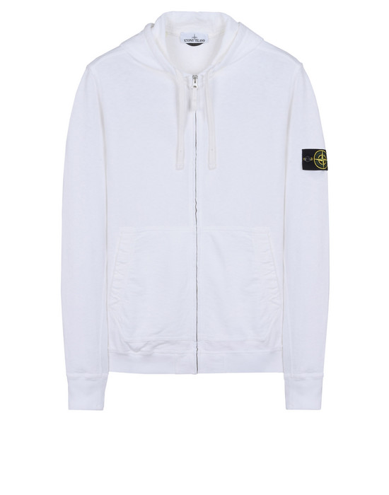 STONE ISLAND Zip sweatshirt 65260 T.CO+OLD