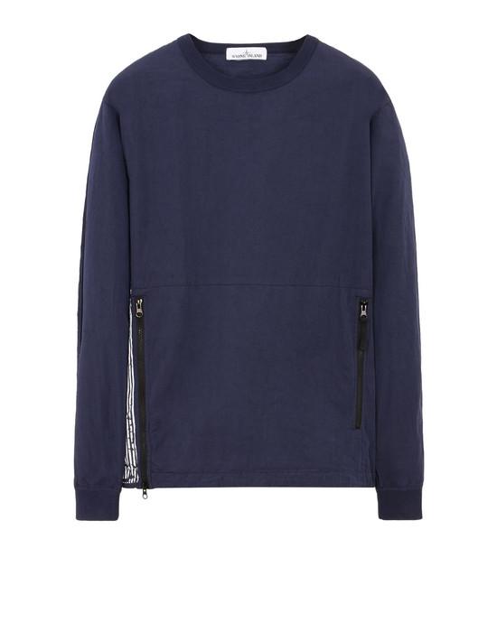 Sweatshirt 630XX STONE ISLAND MARINA_50 FILI + FOLDED MARINA PRINT STONE ISLAND - 0
