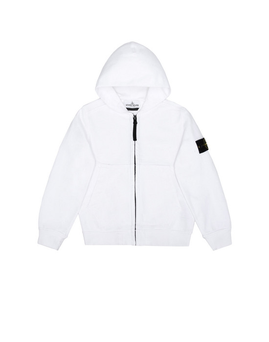 STONE ISLAND KIDS Zip sweatshirt 60140