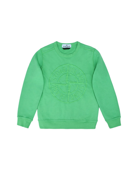 Felpa 63040 STONE ISLAND JUNIOR - 0