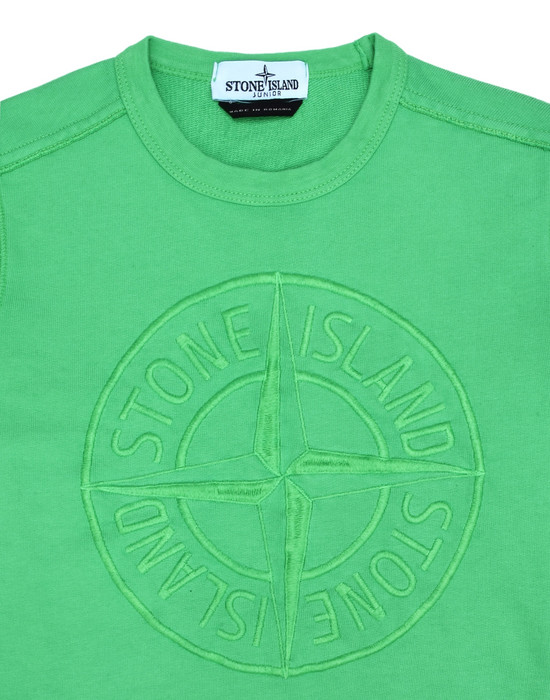 43200532oj - FLEECEWEAR STONE ISLAND JUNIOR