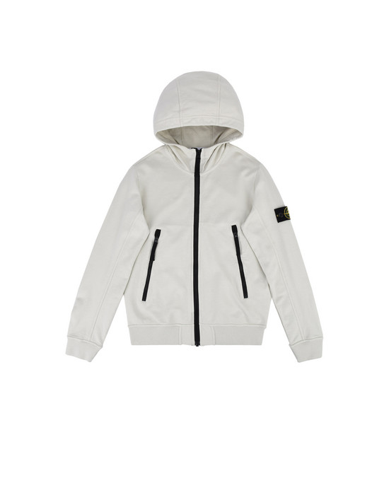 Zip sweatshirt 63539 STONE ISLAND JUNIOR - 0