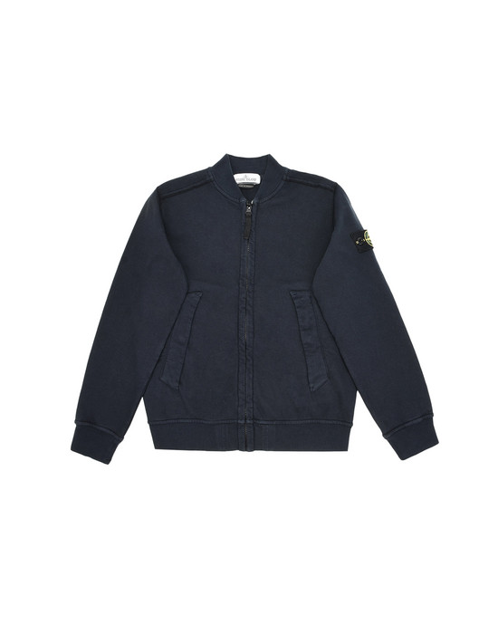 STONE ISLAND JUNIOR Zip sweatshirt 60240