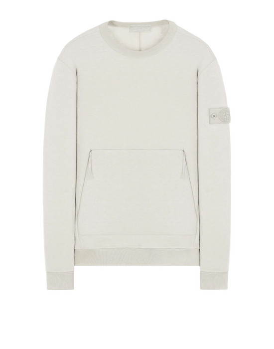 Sweatshirt 624F3 GHOST PIECE STONE ISLAND - 0