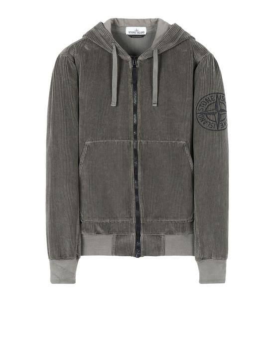 Zip sweatshirt 65939 CORDUROY STONE ISLAND - 0