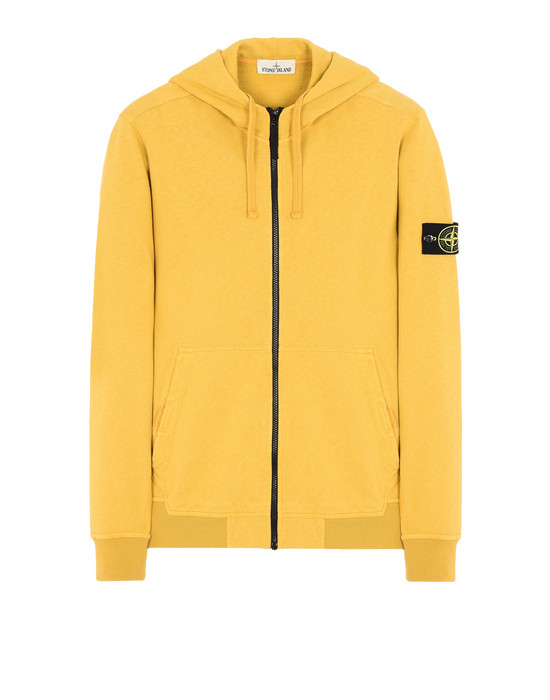STONE ISLAND Felpa con zip 63161 T.CO+OLD