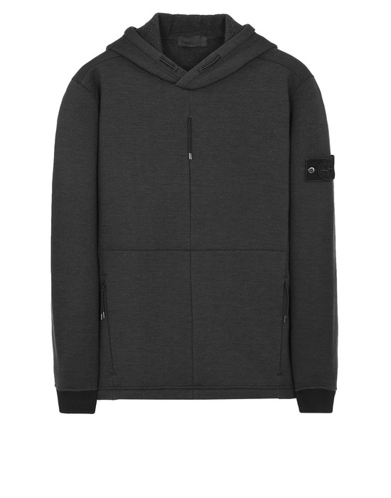 STONE ISLAND Sweatshirt 625F3 GHOST PIECE