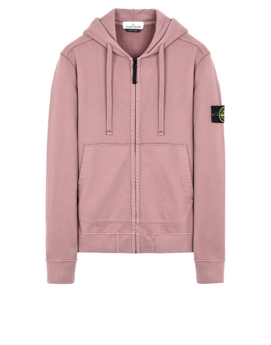 STONE ISLAND Sweat avec zip 60220