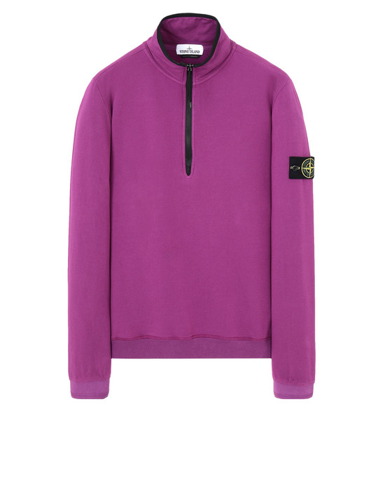 STONE ISLAND Zip sweatshirt 62138