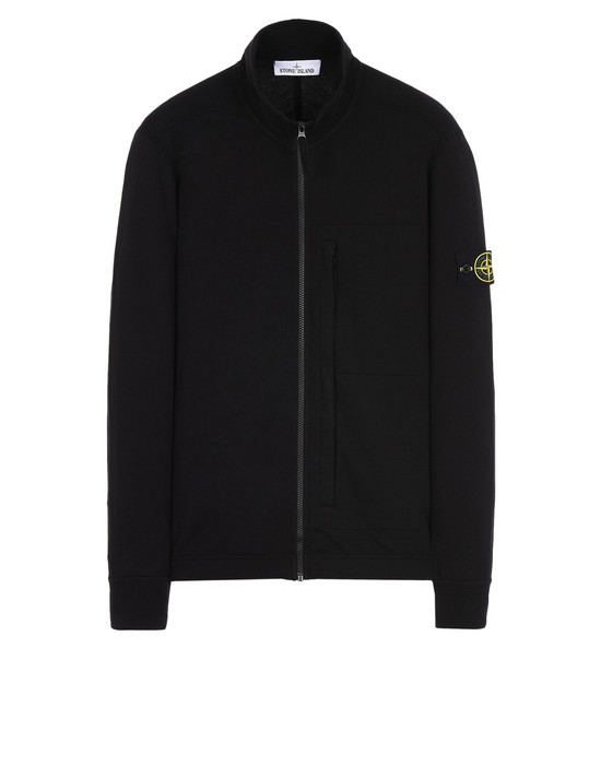 STONE ISLAND Sweat avec zip 61543