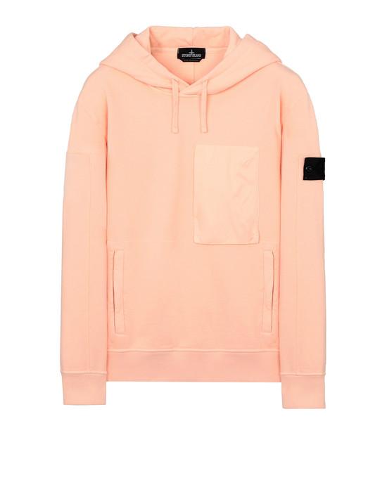 STONE ISLAND SHADOW PROJECT Sweatshirt 60207 UTILITY HOODIE (DIAGONAL WEAVE FELPA) GARMENT DYED