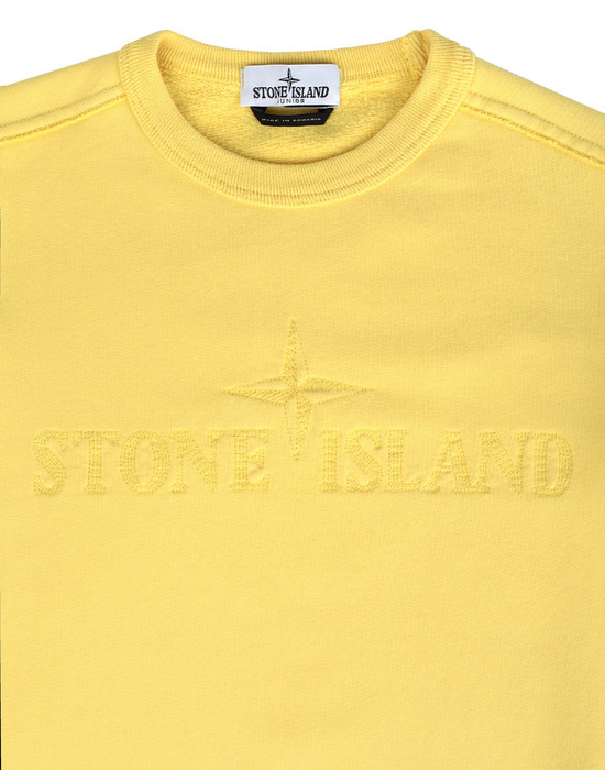 43200699td - FLEECEWEAR STONE ISLAND JUNIOR