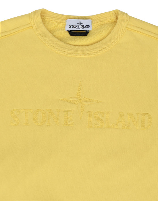 43200707ab - FLEECEWEAR STONE ISLAND JUNIOR
