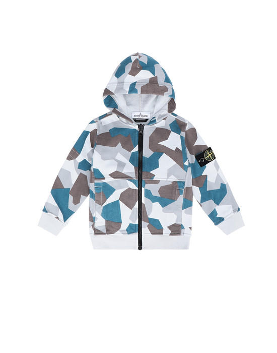 Sudadera 62006 REVERSIBLE STONE ISLAND JUNIOR - 0