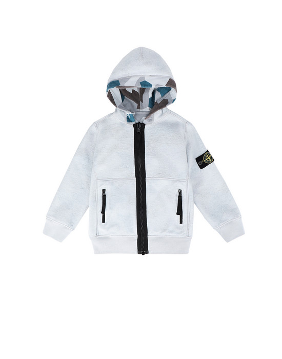 43200735vg - FLEECEWEAR STONE ISLAND JUNIOR