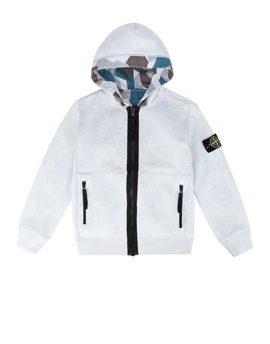 43200736oq - FLEECEWEAR STONE ISLAND JUNIOR