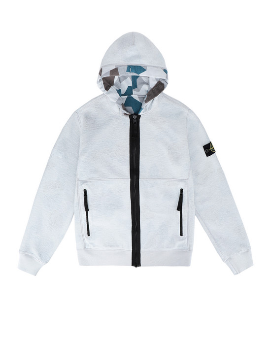 43200737lt - FLEECEWEAR STONE ISLAND JUNIOR