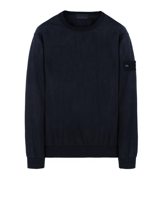 Sweatshirt 659F2 GHOST PIECE_COTTON NYLON TELA  STONE ISLAND - 0