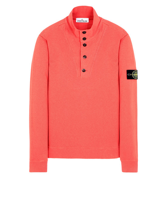 Sweatshirt 64260 'OLD' DYE TREATMENT STONE ISLAND - 0