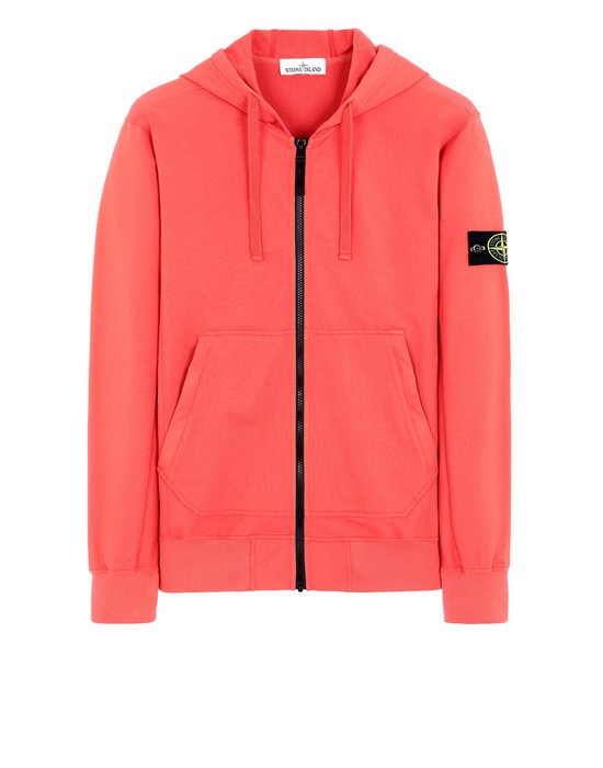 STONE ISLAND Zip sweatshirt 64352