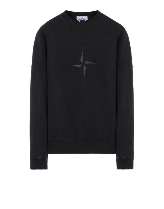 STONE ISLAND Sweatshirt 61261 'OLD' DYE TREATMENT