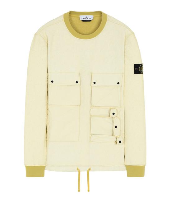 Sweatshirt 63565 FELPA PLACCATA STONE ISLAND - 0