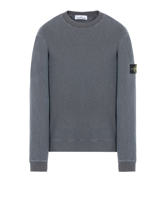 STONE ISLAND Sweatshirt 65560 'OLD' DYE TREATMENT