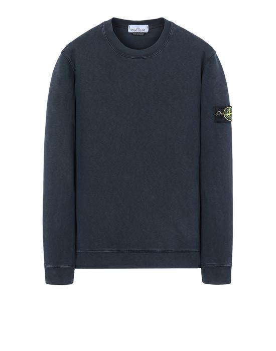 STONE ISLAND Sweatshirt 65560 'OLD' DYE TREATMENT