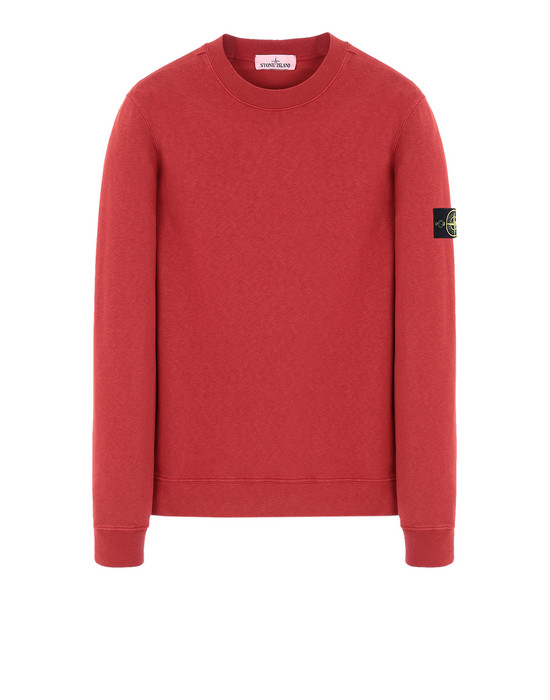 STONE ISLAND Sweatshirt 65560 'FISSATO' DYE TREATMENT
