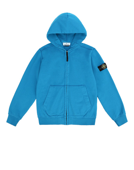 Zip sweatshirt 60940 STONE ISLAND JUNIOR - 0