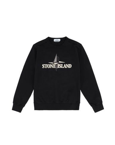STONE ISLAND JUNIOR Sweatshirt Man 61240 f