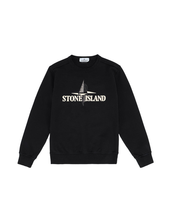 Sweatshirt 61240 STONE ISLAND JUNIOR - 0