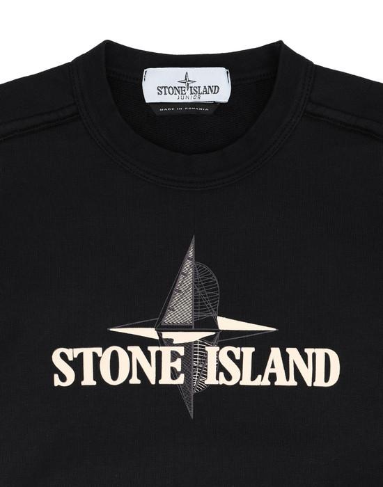 43200816di - FLEECEWEAR STONE ISLAND JUNIOR