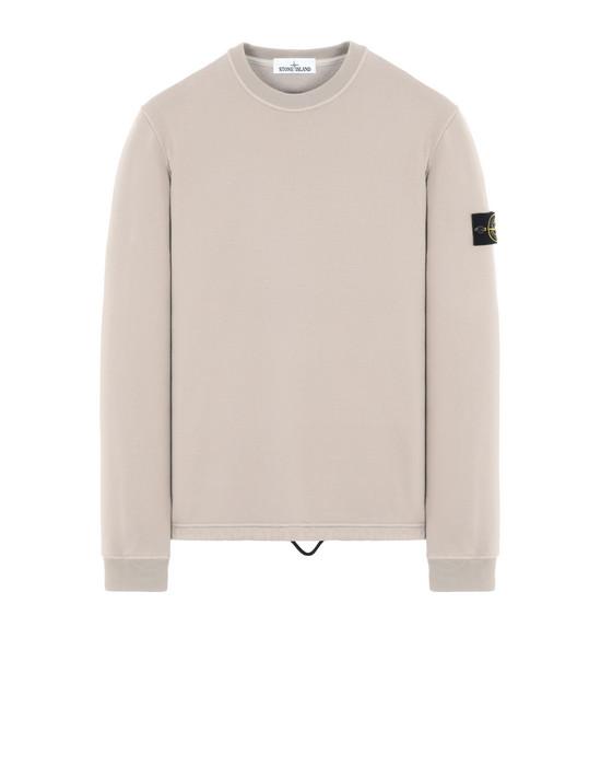 STONE ISLAND 64546 Sweatshirt Man Sand
