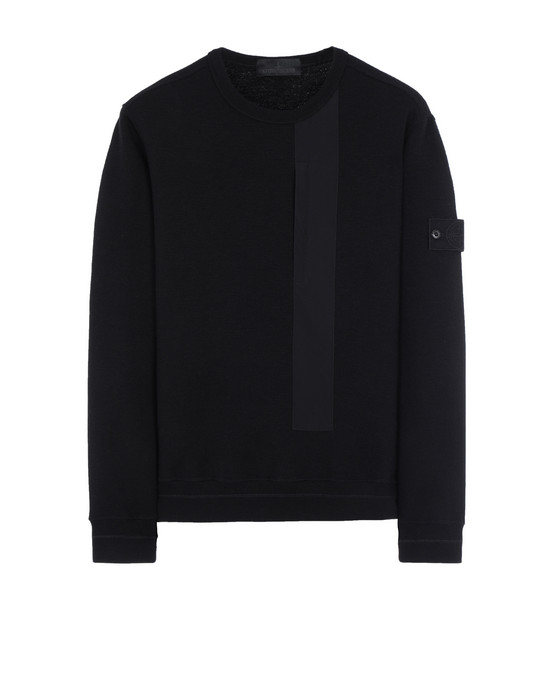 STONE ISLAND 650F3 GHOST PIECE Sweatshirt Man