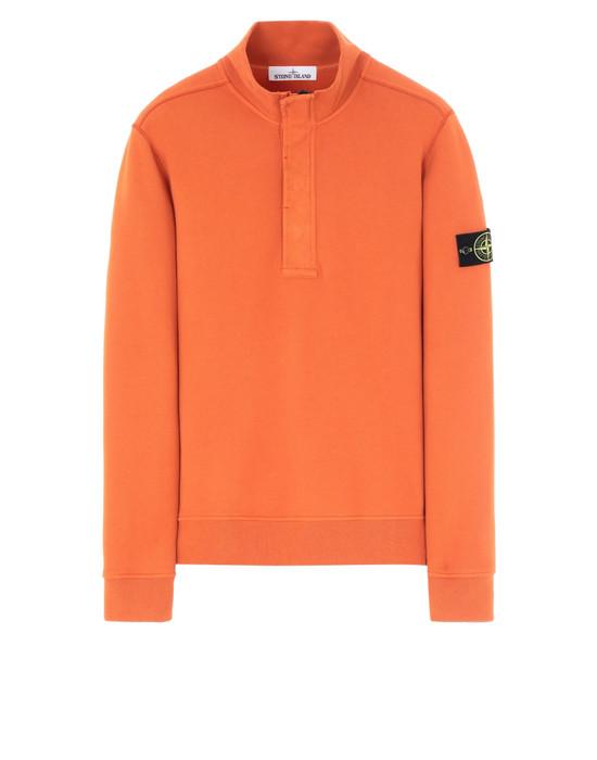 STONE ISLAND 60120 Sweatshirt Man Orange