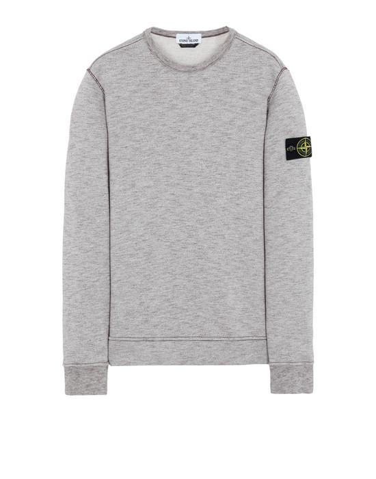 STONE ISLAND 65437 Sweatshirt Man Dark Burgundy