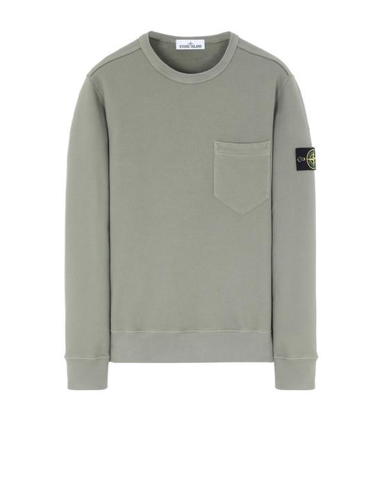 STONE ISLAND 63820 Sweatshirt Man Mud