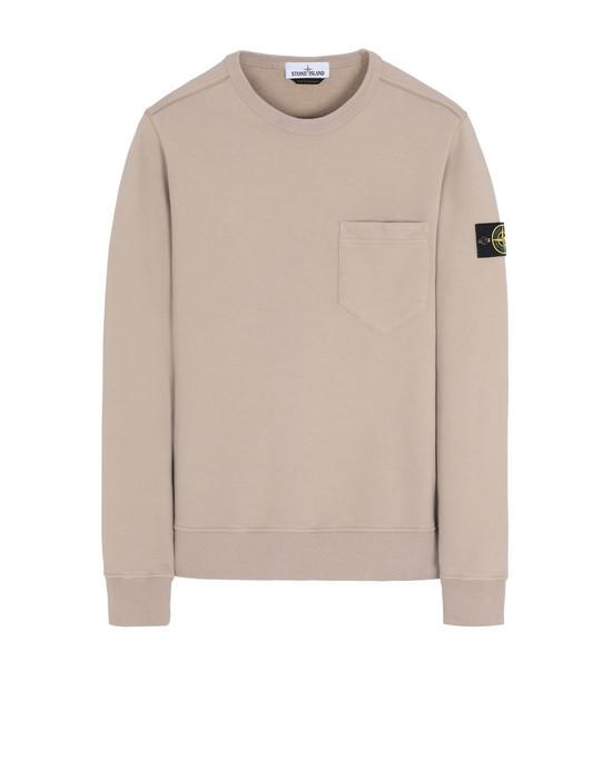 Sweatshirt Man 63820 Front STONE ISLAND