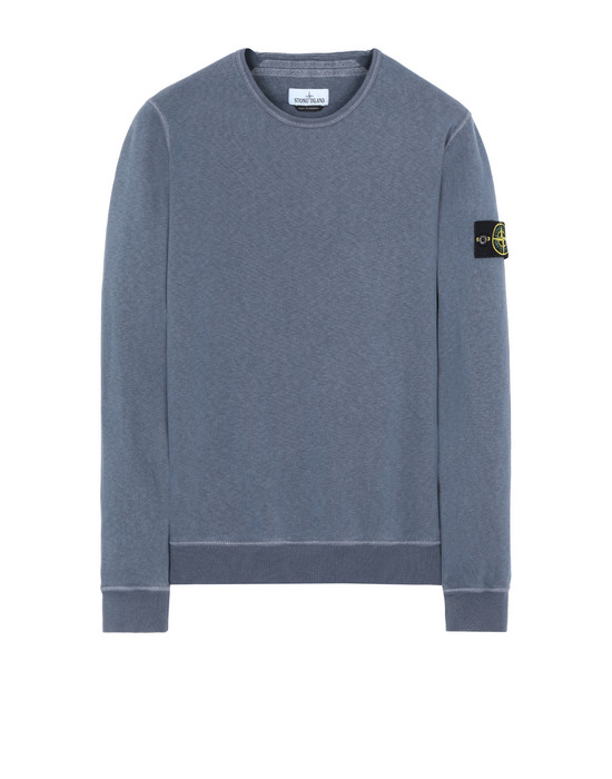 Sweatshirt 64761 'OLD' DYE TREATMENT  STONE ISLAND - 0