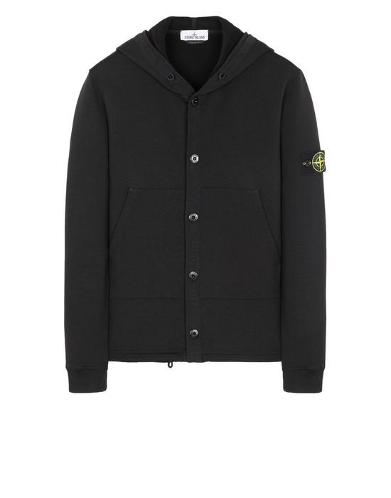 STONE ISLAND 61246 Sweatshirt Man Black