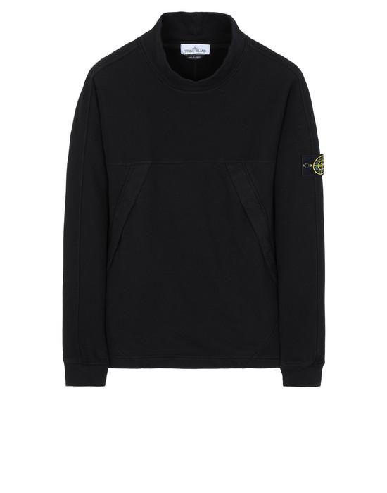STONE ISLAND 61820 Sweatshirt Man Black