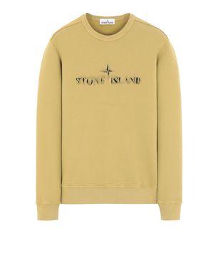 62790 Graphic Eleven Sweatshirt Stone Island Men Official Online Store