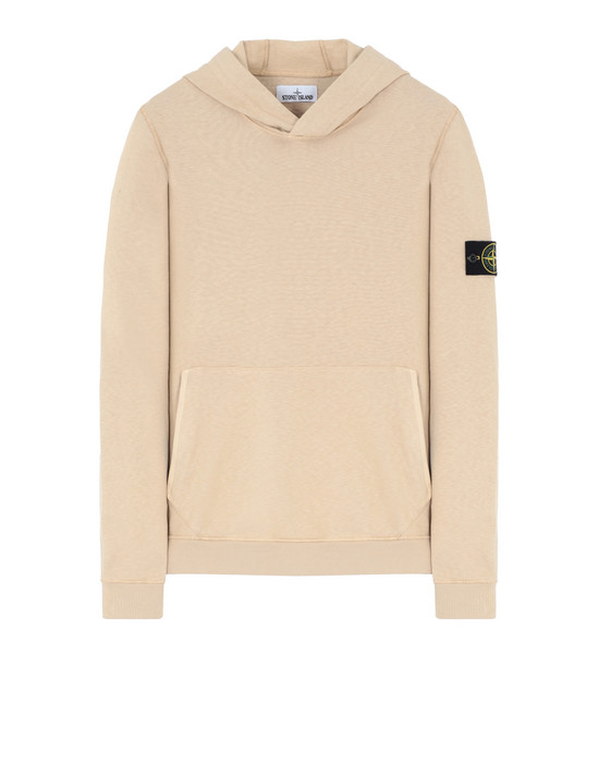 Sweatshirt 64861 'OLD' DYE TREATMENT  STONE ISLAND - 0