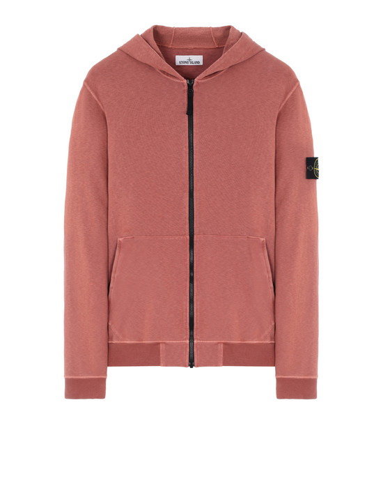 Sweatshirt 60461 'OLD' DYE TREATMENT  STONE ISLAND - 0