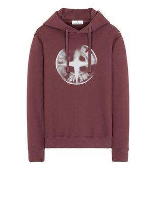 competitive price c8258 12899 Sweatshirts Stone Island Herbst Winter_'019'020 ...