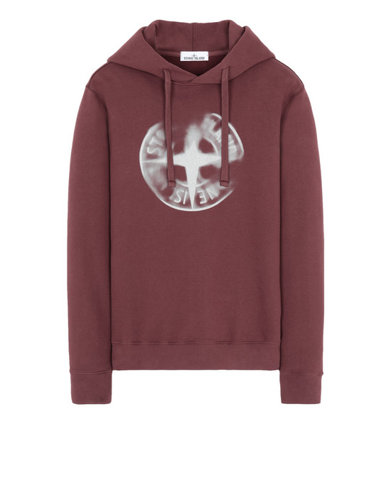 Sweatshirt 66089 'GRAPHIC TEN' STONE ISLAND - 0