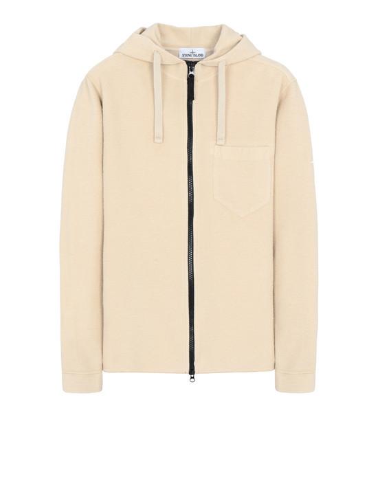 STONE ISLAND 62940 Sweatshirt Man Ecru
